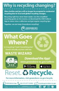 GSO Recycling Guide, p. 2