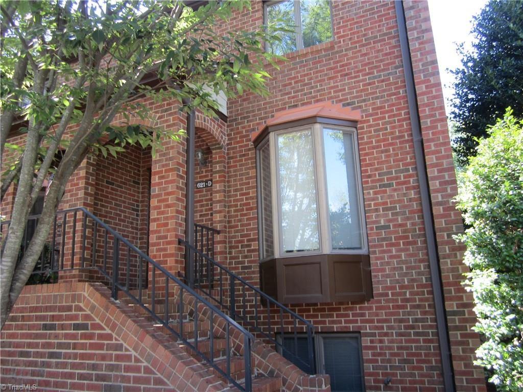 exterior shot of 621-d walker avenue