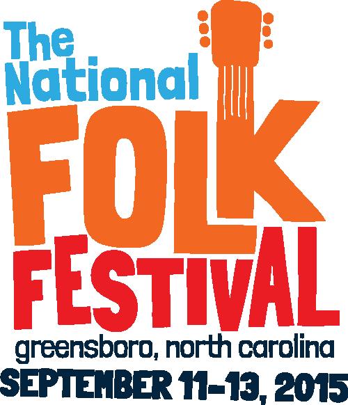 National Folk Festival logo