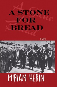 Book cover: A Stone for Bread