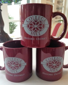 College Hill Mugs