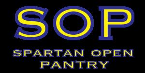 Spartan Open Pantry logo